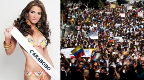 Venezuela beauty queen killed 2